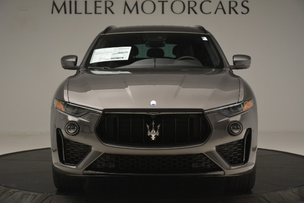 New 2019 Maserati Levante S Q4 GranSport for sale $103,440 at Maserati of Greenwich in Greenwich CT 06830 12