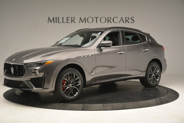 New 2019 Maserati Levante S Q4 GranSport for sale $103,440 at Maserati of Greenwich in Greenwich CT 06830 2