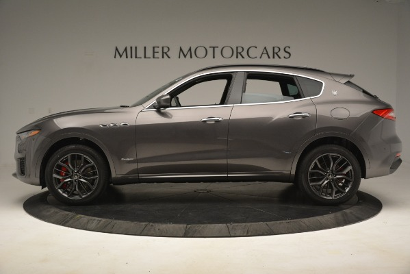 New 2019 Maserati Levante S Q4 GranSport for sale $103,440 at Maserati of Greenwich in Greenwich CT 06830 3