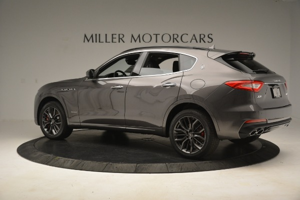New 2019 Maserati Levante S Q4 GranSport for sale $103,440 at Maserati of Greenwich in Greenwich CT 06830 4