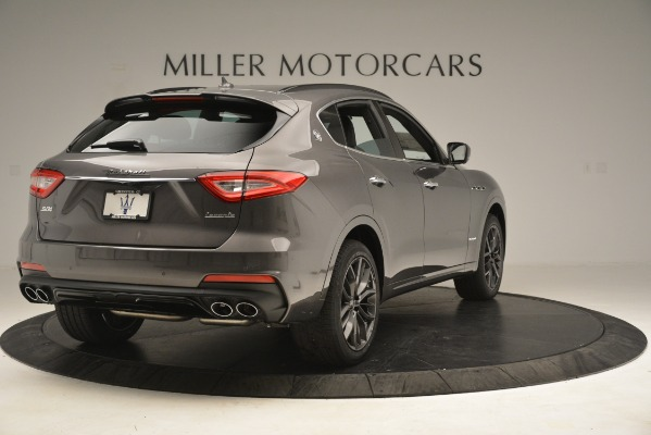 New 2019 Maserati Levante S Q4 GranSport for sale $103,440 at Maserati of Greenwich in Greenwich CT 06830 7