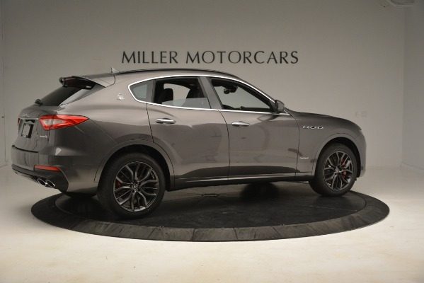 New 2019 Maserati Levante S Q4 GranSport for sale $103,440 at Maserati of Greenwich in Greenwich CT 06830 8