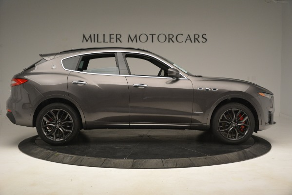 New 2019 Maserati Levante S Q4 GranSport for sale $103,440 at Maserati of Greenwich in Greenwich CT 06830 9
