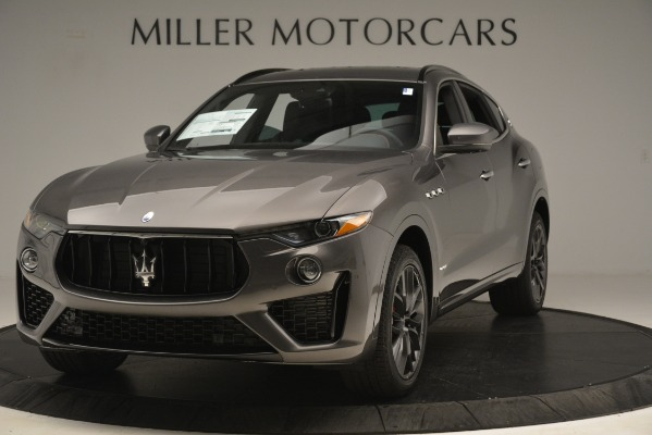 New 2019 Maserati Levante S Q4 GranSport for sale $103,440 at Maserati of Greenwich in Greenwich CT 06830 1