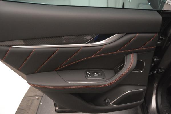 New 2019 Maserati Levante S Q4 GranSport for sale Sold at Maserati of Greenwich in Greenwich CT 06830 21