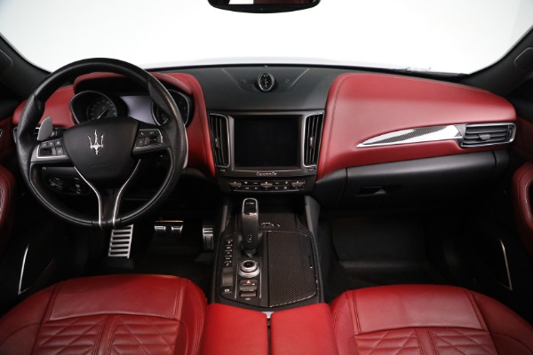 New 2019 Maserati Levante S Q4 GranSport for sale Sold at Maserati of Greenwich in Greenwich CT 06830 16