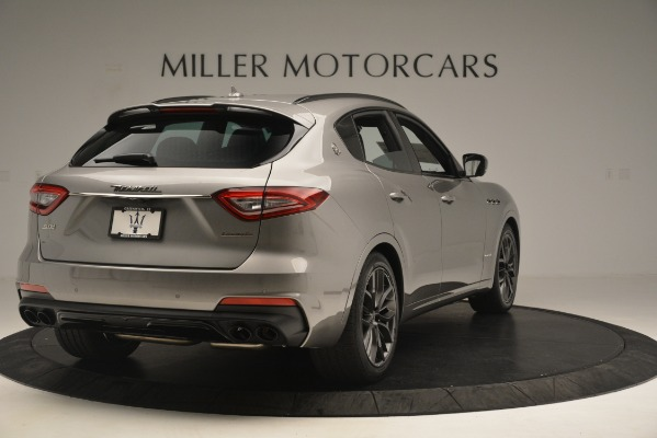 New 2019 Maserati Levante SQ4 GranSport Nerissimo for sale $102,705 at Maserati of Greenwich in Greenwich CT 06830 7