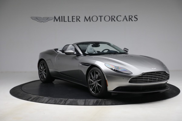 New 2019 Aston Martin DB11 V8 for sale Sold at Maserati of Greenwich in Greenwich CT 06830 11
