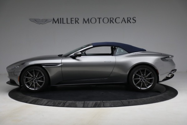 New 2019 Aston Martin DB11 V8 for sale Sold at Maserati of Greenwich in Greenwich CT 06830 15