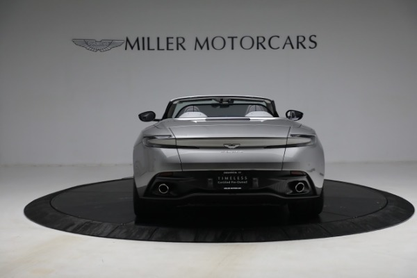 New 2019 Aston Martin DB11 V8 for sale Sold at Maserati of Greenwich in Greenwich CT 06830 6