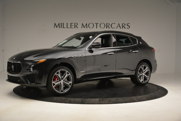 New 2019 Maserati Levante S Q4 GranSport for sale Sold at Maserati of Greenwich in Greenwich CT 06830 2