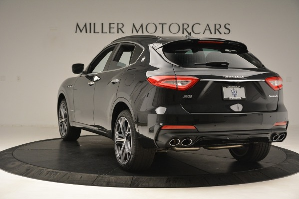 New 2019 Maserati Levante S Q4 GranSport for sale Sold at Maserati of Greenwich in Greenwich CT 06830 5