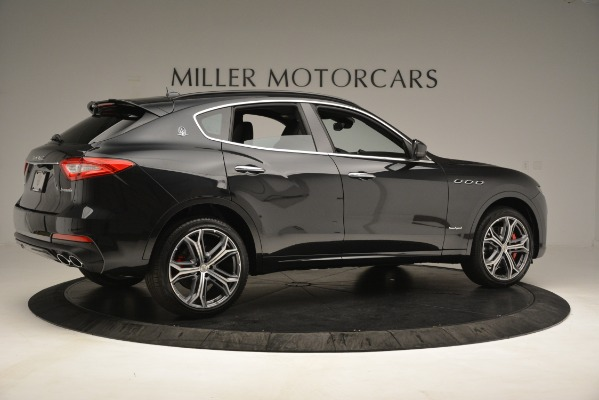 New 2019 Maserati Levante S Q4 GranSport for sale Sold at Maserati of Greenwich in Greenwich CT 06830 8