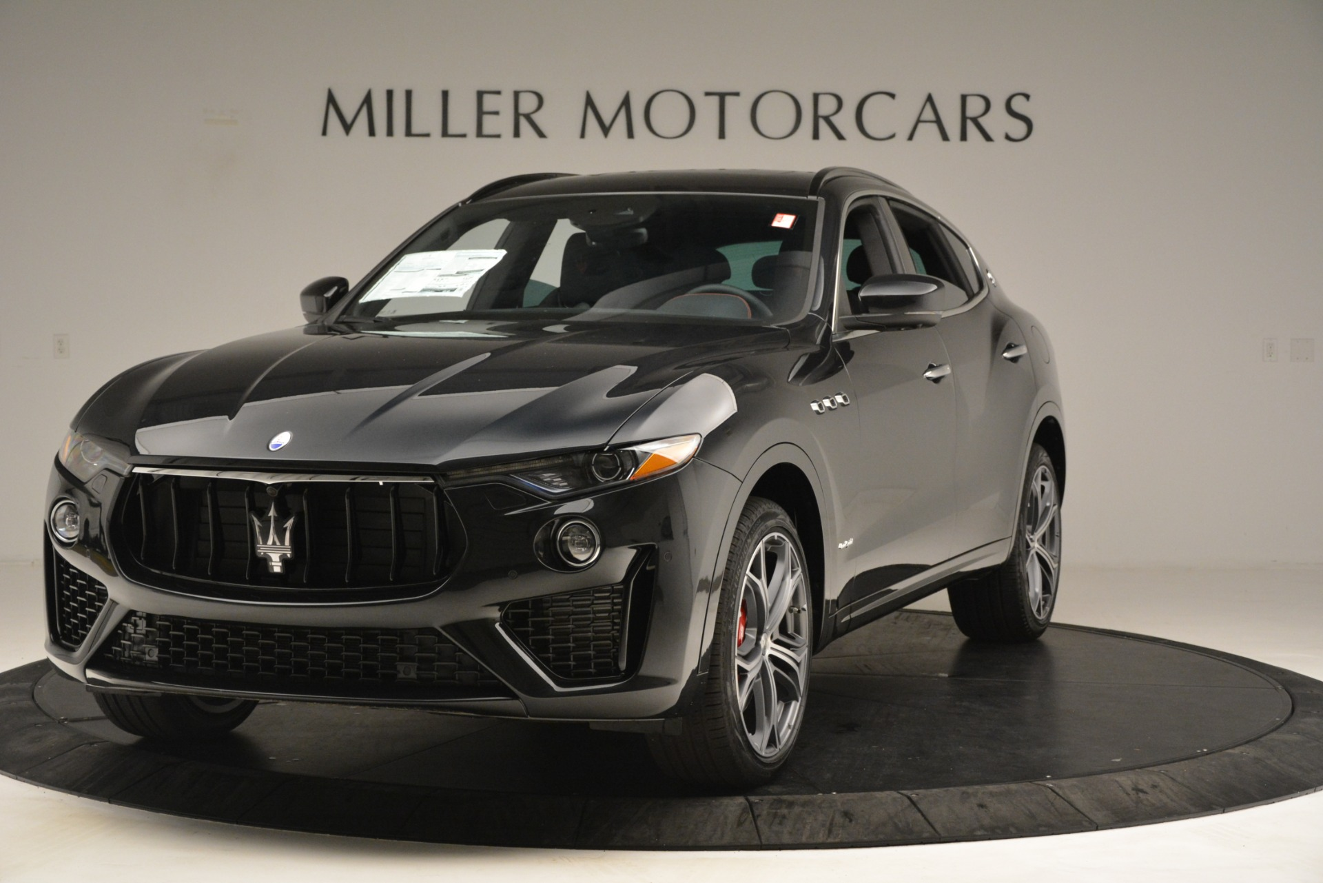 New 2019 Maserati Levante S Q4 GranSport for sale Sold at Maserati of Greenwich in Greenwich CT 06830 1