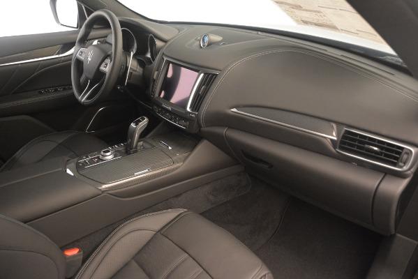 New 2019 Maserati Levante S Q4 GranSport for sale $104,840 at Maserati of Greenwich in Greenwich CT 06830 22