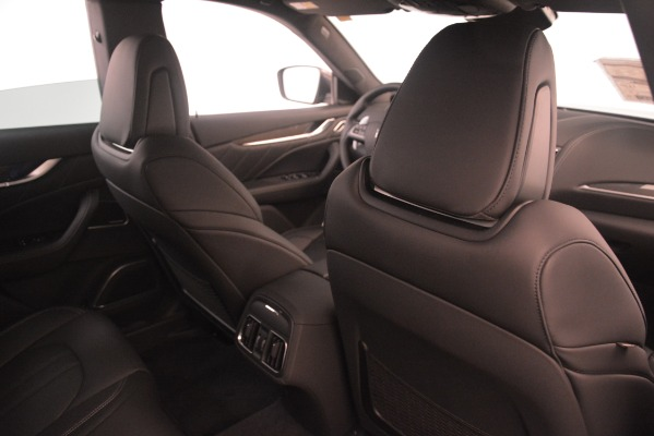 New 2019 Maserati Levante S Q4 GranSport for sale $104,840 at Maserati of Greenwich in Greenwich CT 06830 28