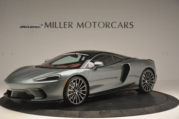 New 2020 McLaren GT Coupe for sale Call for price at Maserati of Greenwich in Greenwich CT 06830 22