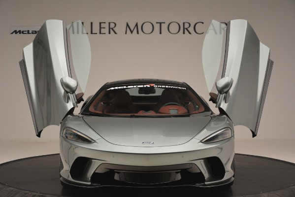 New 2020 McLaren GT Coupe for sale Call for price at Maserati of Greenwich in Greenwich CT 06830 23