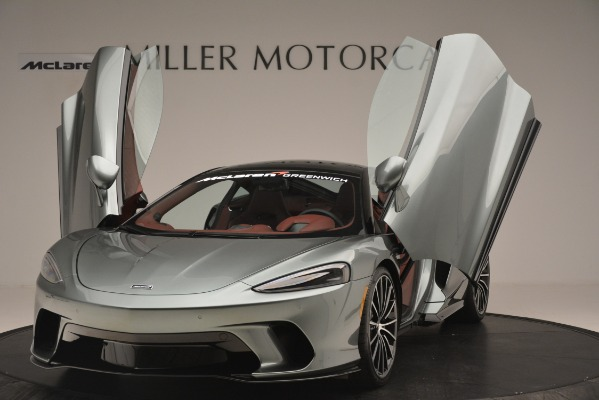 New 2020 McLaren GT Coupe for sale Call for price at Maserati of Greenwich in Greenwich CT 06830 24