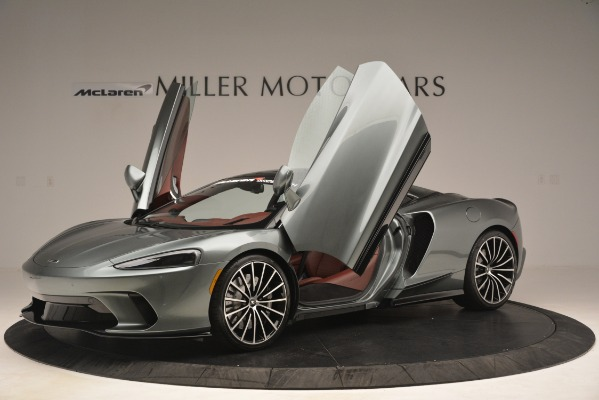 New 2020 McLaren GT Coupe for sale Call for price at Maserati of Greenwich in Greenwich CT 06830 25