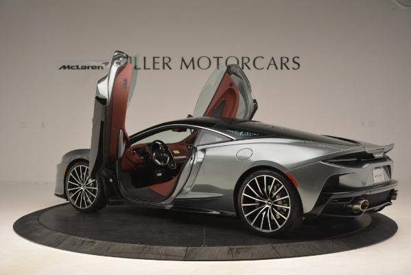 New 2020 McLaren GT Coupe for sale Call for price at Maserati of Greenwich in Greenwich CT 06830 27