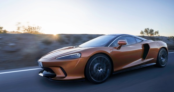 New 2020 McLaren GT Coupe for sale Call for price at Maserati of Greenwich in Greenwich CT 06830 3