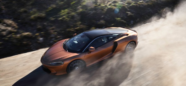 New 2020 McLaren GT Coupe for sale Call for price at Maserati of Greenwich in Greenwich CT 06830 5