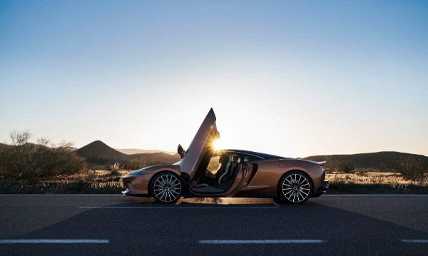 New 2020 McLaren GT Coupe for sale Call for price at Maserati of Greenwich in Greenwich CT 06830 6