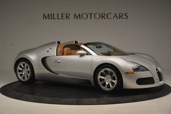 Used 2010 Bugatti Veyron 16.4 Grand Sport for sale Sold at Maserati of Greenwich in Greenwich CT 06830 11