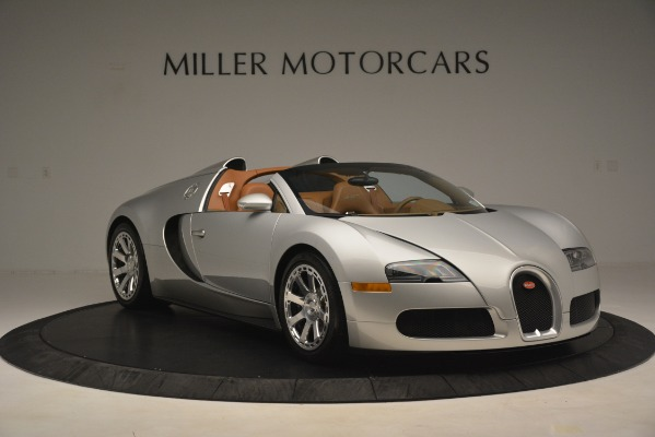 Used 2010 Bugatti Veyron 16.4 Grand Sport for sale Sold at Maserati of Greenwich in Greenwich CT 06830 12