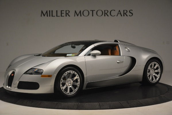 Used 2010 Bugatti Veyron 16.4 Grand Sport for sale Sold at Maserati of Greenwich in Greenwich CT 06830 13