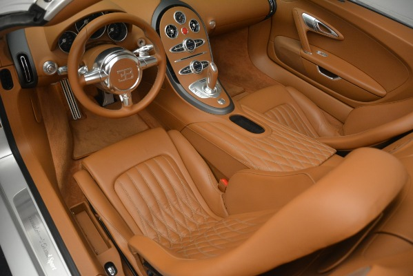 Used 2010 Bugatti Veyron 16.4 Grand Sport for sale Sold at Maserati of Greenwich in Greenwich CT 06830 23