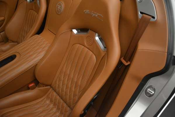 Used 2010 Bugatti Veyron 16.4 Grand Sport for sale Sold at Maserati of Greenwich in Greenwich CT 06830 26