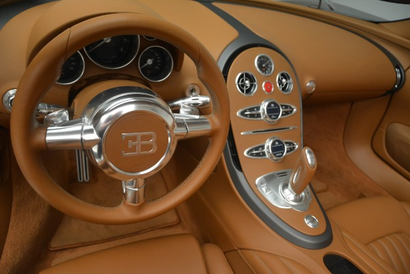 Used 2010 Bugatti Veyron 16.4 Grand Sport for sale Sold at Maserati of Greenwich in Greenwich CT 06830 28