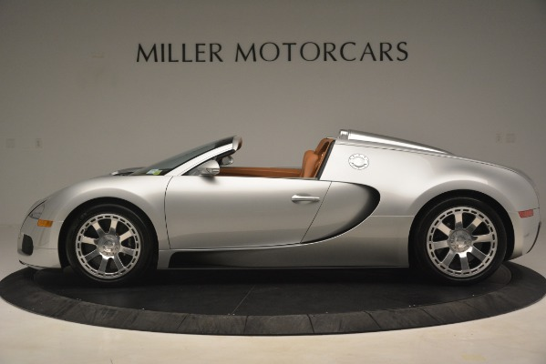 Used 2010 Bugatti Veyron 16.4 Grand Sport for sale Sold at Maserati of Greenwich in Greenwich CT 06830 3
