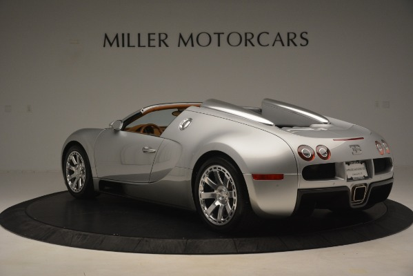 Used 2010 Bugatti Veyron 16.4 Grand Sport for sale Sold at Maserati of Greenwich in Greenwich CT 06830 6