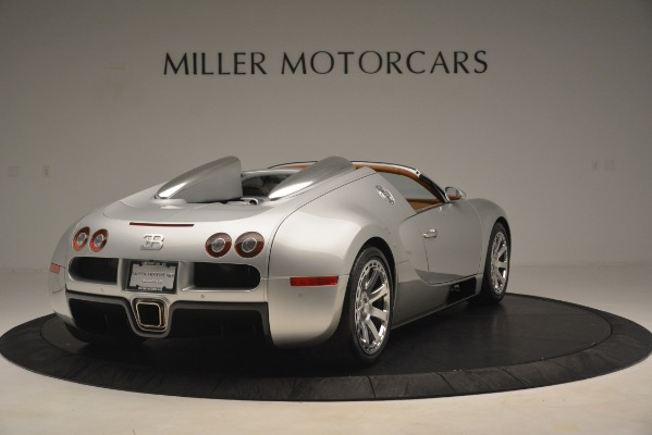 Used 2010 Bugatti Veyron 16.4 Grand Sport for sale Sold at Maserati of Greenwich in Greenwich CT 06830 8