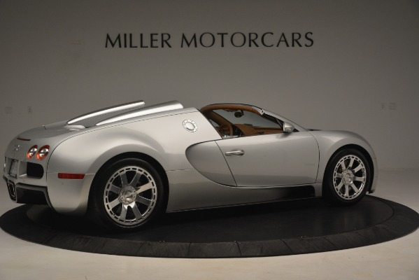 Used 2010 Bugatti Veyron 16.4 Grand Sport for sale Sold at Maserati of Greenwich in Greenwich CT 06830 9