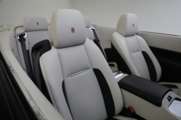 New 2019 Rolls-Royce Dawn for sale Sold at Maserati of Greenwich in Greenwich CT 06830 20