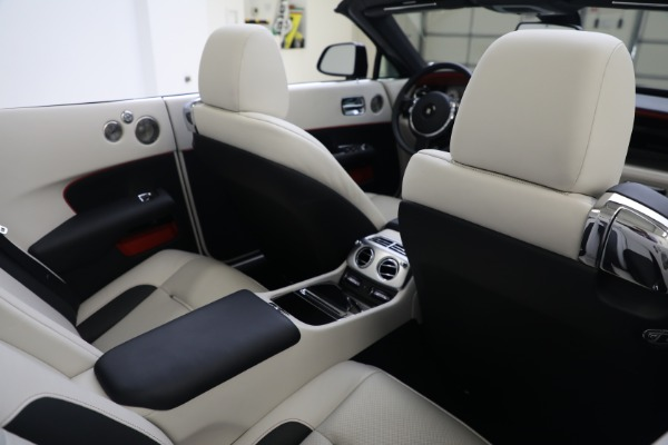 Used 2019 Rolls-Royce Dawn for sale $379,900 at Maserati of Greenwich in Greenwich CT 06830 24