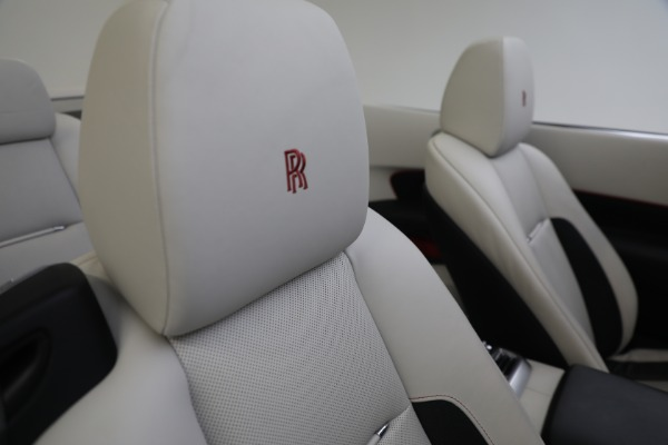 Used 2019 Rolls-Royce Dawn for sale $379,900 at Maserati of Greenwich in Greenwich CT 06830 27