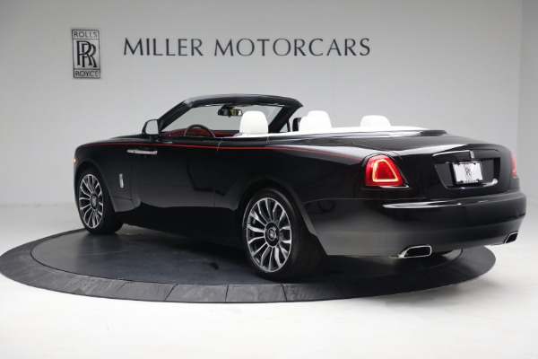 New 2019 Rolls-Royce Dawn for sale Sold at Maserati of Greenwich in Greenwich CT 06830 7