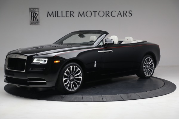 New 2019 Rolls-Royce Dawn for sale Sold at Maserati of Greenwich in Greenwich CT 06830 1
