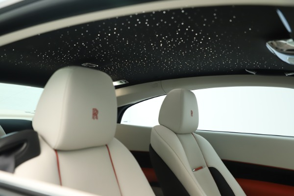 New 2019 Rolls-Royce Wraith for sale $391,000 at Maserati of Greenwich in Greenwich CT 06830 13