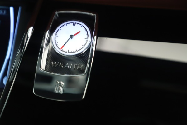 New 2019 Rolls-Royce Wraith for sale $391,000 at Maserati of Greenwich in Greenwich CT 06830 20