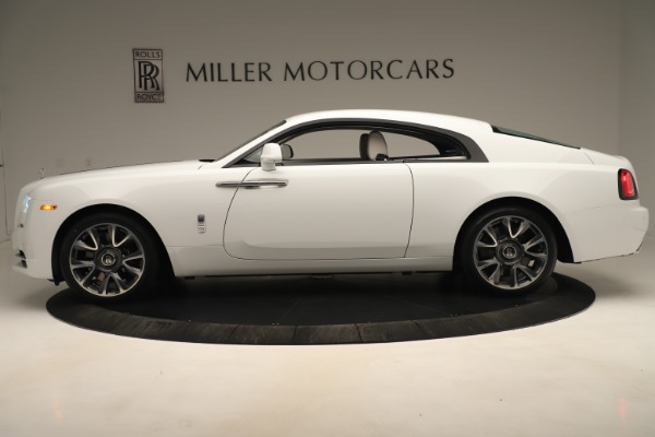 New 2019 Rolls-Royce Wraith for sale $391,000 at Maserati of Greenwich in Greenwich CT 06830 3