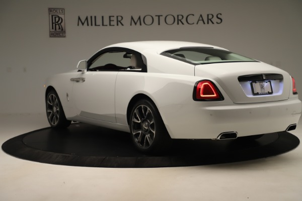 New 2019 Rolls-Royce Wraith for sale Sold at Maserati of Greenwich in Greenwich CT 06830 4