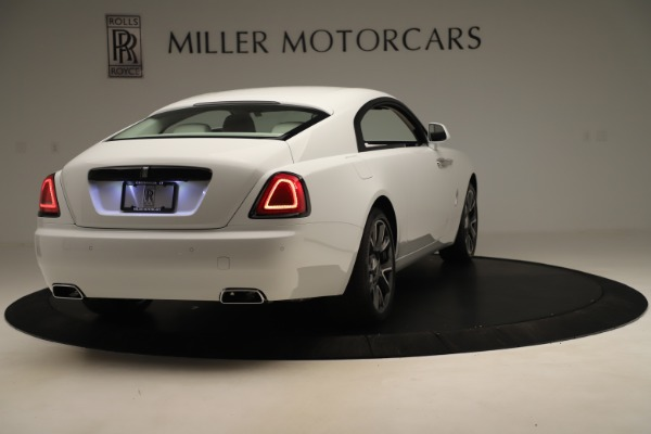 New 2019 Rolls-Royce Wraith for sale Sold at Maserati of Greenwich in Greenwich CT 06830 6