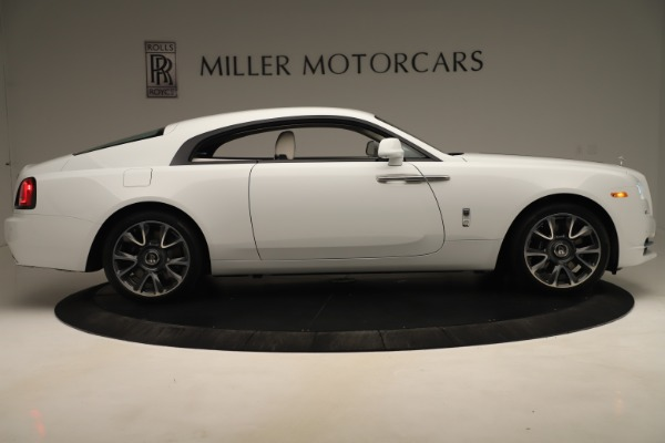 New 2019 Rolls-Royce Wraith for sale Sold at Maserati of Greenwich in Greenwich CT 06830 7