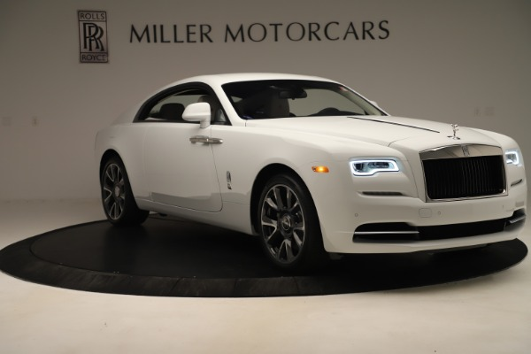 New 2019 Rolls-Royce Wraith for sale $391,000 at Maserati of Greenwich in Greenwich CT 06830 8